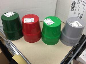 New 8x Ikea plastic plant flower pots Auburn Auburn Area Preview