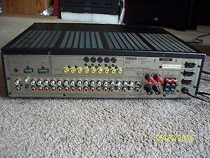Yamaha AVX100U Kitchener / Waterloo Kitchener Area image 3
