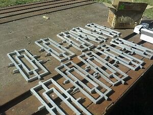 Weld on ornimetal gate and fence