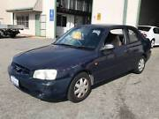 2001 Hyundai Accent Hatchback Welshpool Canning Area Preview