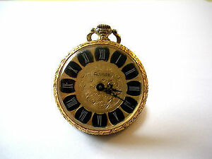 Altitude – ladies' pocket watch – 1980  SWISS MADE
