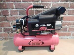 Compresseur a Air 1.5HP KING CANADA / Model 8449 (i019442)