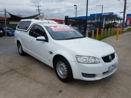 2012 Holden Commodore VE II MY12 Omega (LPG) 6 Speed Automatic Utility