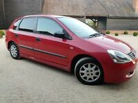 **HONDA CIVIC 2004 1.4 PETROL SERVICE HISTORY CAM BELT CHANGED LOW MILLAGE £999 07474385541**