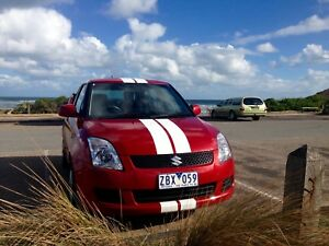 2008 Suzuki Swift Hatchback - Look Today, Pick Up after August 1 Mornington Mornington Peninsula Preview