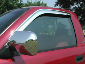 Chrome Vent Visors 88-98 Chev / GMC Trucks London Ontario image 1