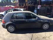 Volkswagen Golf HATCH 2002 MANUAL NOW WRECKING ENTIRE CAR Northmead Parramatta Area Preview