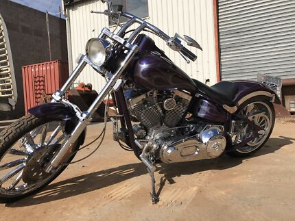 2007 American Iron Horse Tejas