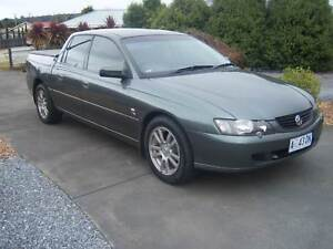 2003 Holden Crewman S Perth Northern Midlands Preview