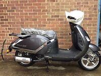 50cc lambretta pato scooter brand new 0 miles