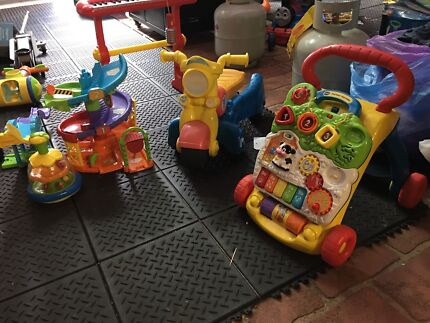 Kids toys and high chair for free