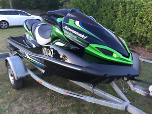 2013 kawasaki 300x jetski 300hp!!! 79hrs!!! Ormeau Gold Coast North Preview