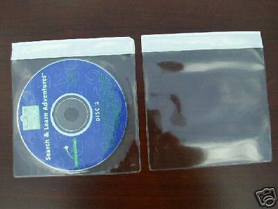 1000 Vinyl Cd Sleeve With Adhesive Back V2