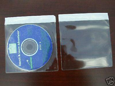 1000 Vinyl Cd Sleeve With Adhesive Back V2