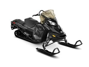 2017 Ski-Doo Renegade Backcountry Electric Starter ROTAX 600 H.O