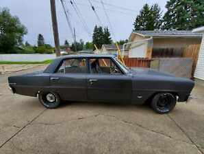 1966 Chevy Nova 4 door for Sale