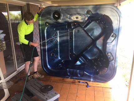 Spa repairs