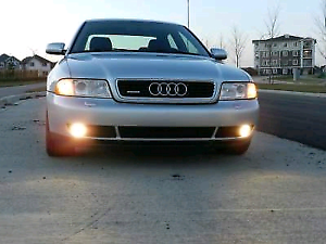 2000 Audi A4 AWD Perfect Winter Car!