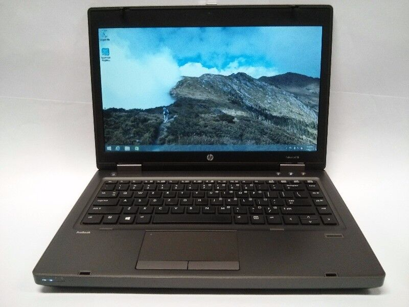 (#53) HP ProBook 6475b 2.70GHz AMD A6 4GB 320GB HDD