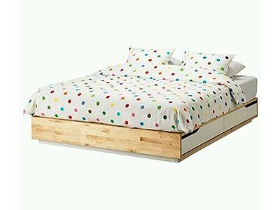 mit ikea bettw sche farbakzente im schlafzimmer setzen ebay. Black Bedroom Furniture Sets. Home Design Ideas