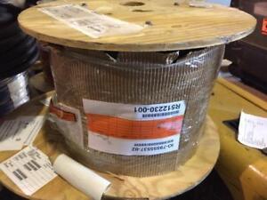 Bobine de fil électrique 20 brins, 980 pieds neuf - Electrical wire coil, 20 wire, 980 foot, new
