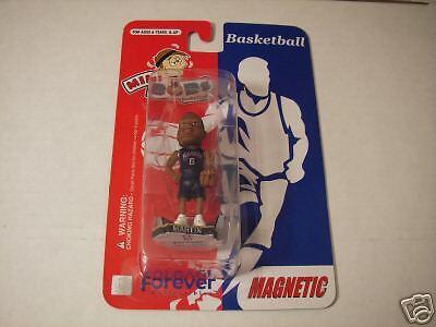 Kenyon Martin New Jersey Nets Mini Bobble Head Magnet