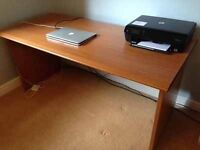 MFI Cherry Finish Desk