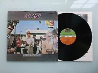 AC/DC-DIRTY DEEDS DONE DIRT CHEAP...1ST UK PRESSING 1976 - PORKY/PECKO