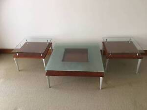 Coffee table set with 2 side tables Turramurra Ku-ring-gai Area Preview