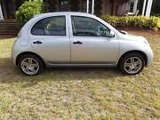 2008 Nissan Micra Hatchback Harristown Toowoomba City Preview