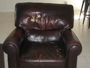 Moran leather recliner & moran recliners in Gold Coast Region QLD | Gumtree Australia Free ... islam-shia.org