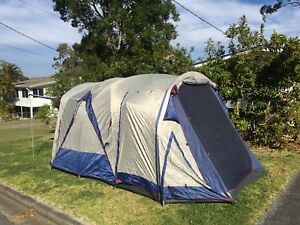 Oztrail Breezeway Chalet 4 - 8 person dome tent & tent 10x in Newcastle Region NSW | Gumtree Australia Free Local ...