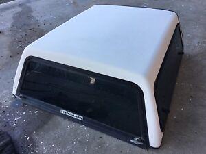 Hilux Canopy - Flexiglass & flexiglass canopy rear window | Cars u0026 Vehicles | Gumtree ...