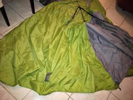 Jackeroo 4 Person Dome Tent From Kmart & Mozzie Dome Tent u0026 Oztrail ... Sc 1 St PX Wholesales
