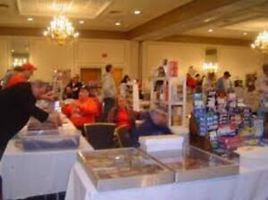 OSHAWA SPORTS CARD SHOW June 3rd - 10AM - 5PM - 471 Simcoe St. S