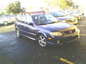2002 Mazda Protegé Hatchback
