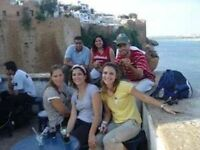 Education & social activities for disadvantaged kids in Morocco