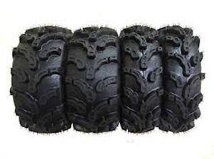 pour 4 super vente de pneu pour vtt et cote a cote