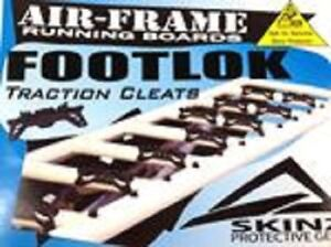 Traction Cleats for Airframe boards