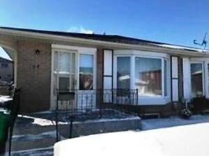 Upgraded Semi Detached Home Nested In A Quiet Neighborhood Area