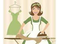 Cleaning & Ironing Service Located in North Wakefield
