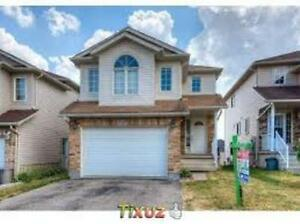 ABSOLUTELY NEW AND WELL KEPT 3 BR, 3 BATHS DETACHED