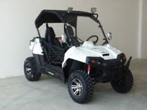 NEW ODES 150CC UTV - FULLY LOADED