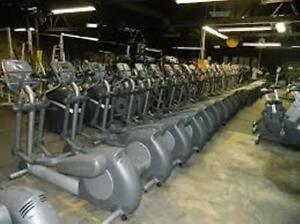 Life Fitness 91xi Commercial Ellipticals-Worth $7000 New