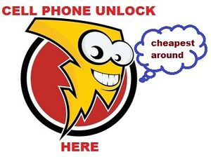 IPHONE UNLOCKING ,Rogers/Fido iphone =12.9. under 24 hrs.or FREE