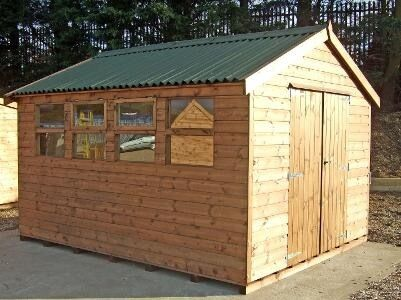 top quality garden shedsworkshops - Garden Sheds Gumtree