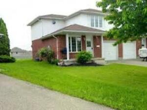 BEAUTIFUL 3 BR, 3 BATHS DETACHED HOUSE WITH FINISHED
