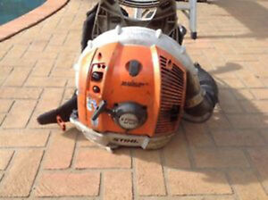 Stihl BR 500 Powerful backpack blower