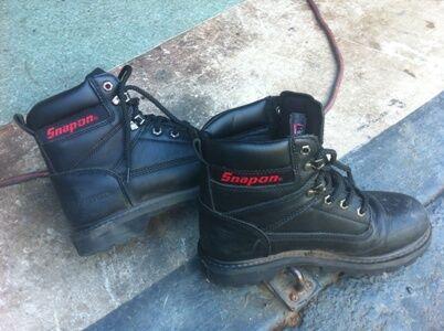 Women's Work Boots Edmonton 90