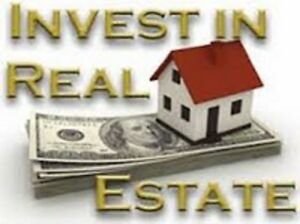 Looking for real estate investment